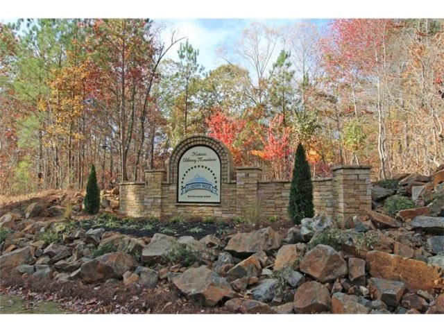LOT 8 Elsberry Ridge Drive, Dallas, GA 30132 (MLS #5699820) :: The North Georgia Group