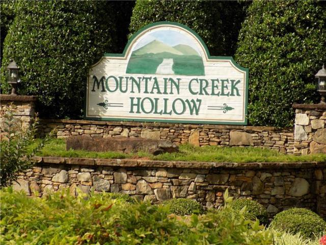 0 Quail Run Court, Talking Rock, GA 30175 (MLS #5702203) :: North Atlanta Home Team