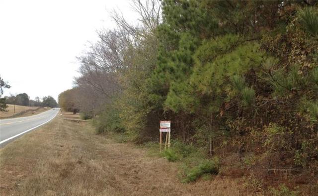 0 Sparta Highway, Eatonton, GA 31024 (MLS #5711477) :: Hollingsworth & Company Real Estate