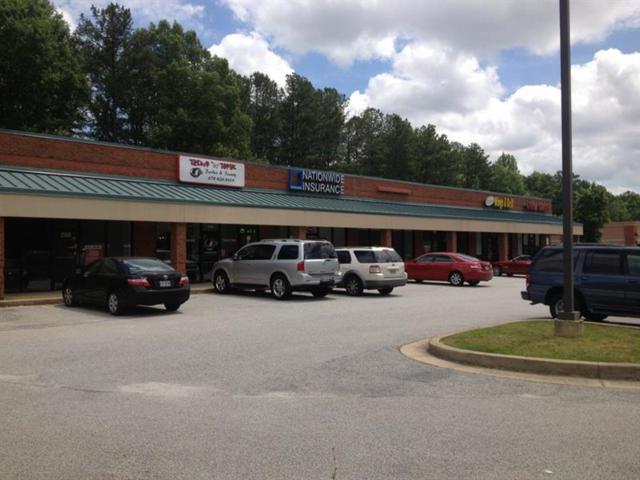 3200 Hopeland Industrial Boulevard #500, Powder Springs, GA 30127 (MLS #5720801) :: Kennesaw Life Real Estate