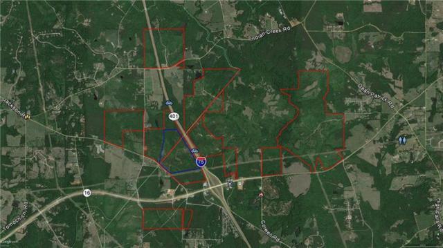 0 Hwy 16, Jackson, GA 30233 (MLS #5728380) :: Hollingsworth & Company Real Estate