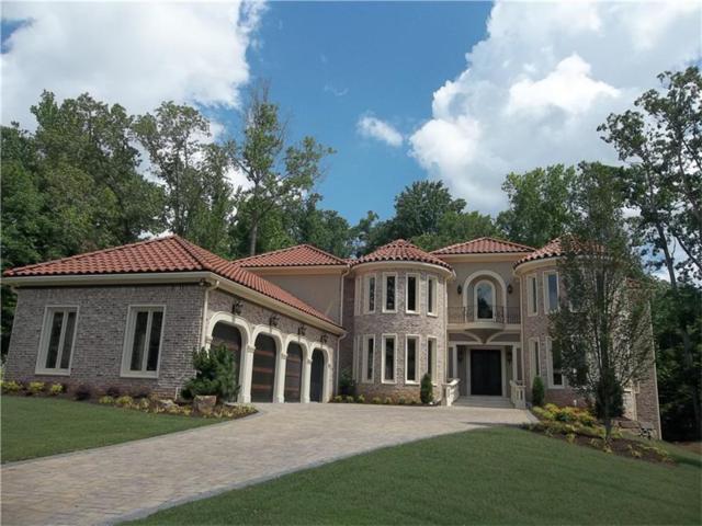2815 Stone Hall Drive, Marietta, GA 30062 (MLS #5730714) :: North Atlanta Home Team