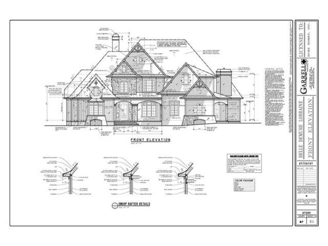 7814 Stables Drive, Sandy Springs, GA 30350 (MLS #5742840) :: North Atlanta Home Team