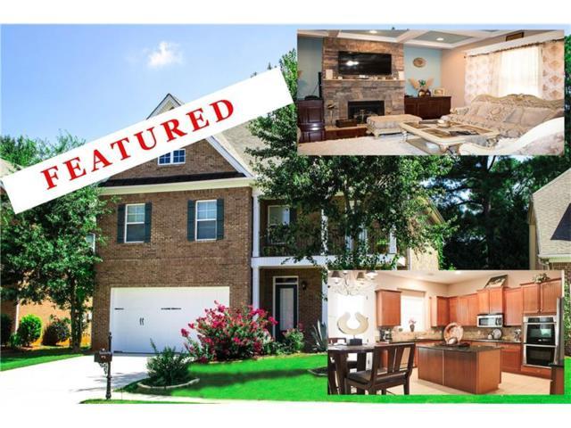 440 Highgate Drive, Lawrenceville, GA 30046 (MLS #5743825) :: North Atlanta Home Team