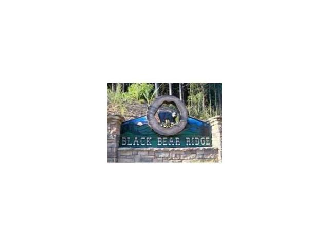 Lot 31 Black Bear Ridge, Ellijay, GA 30536 (MLS #5756696) :: North Atlanta Home Team