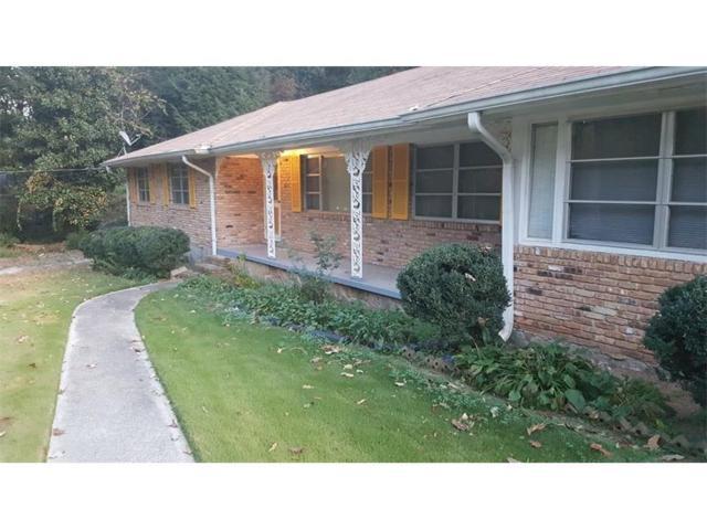 5467 Walker Road, Stone Mountain, GA 30088 (MLS #5761654) :: North Atlanta Home Team