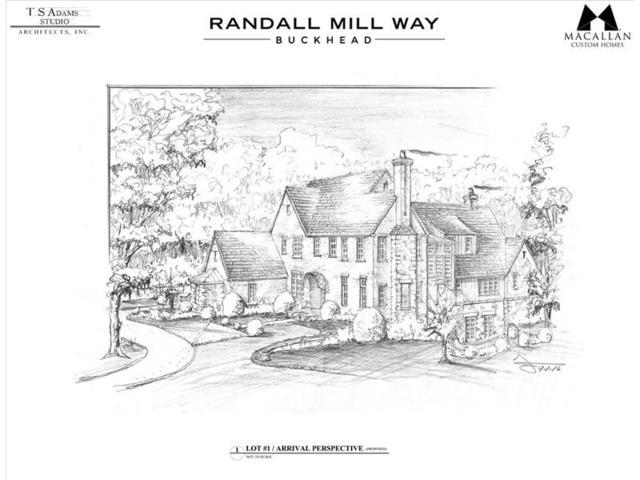 4035-1 Randall Mill Way, Atlanta, GA 30327 (MLS #5767429) :: North Atlanta Home Team