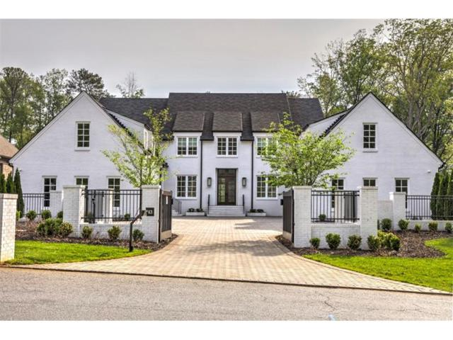 43 Sherwood Lane SE, Atlanta, GA 30067 (MLS #5768535) :: North Atlanta Home Team