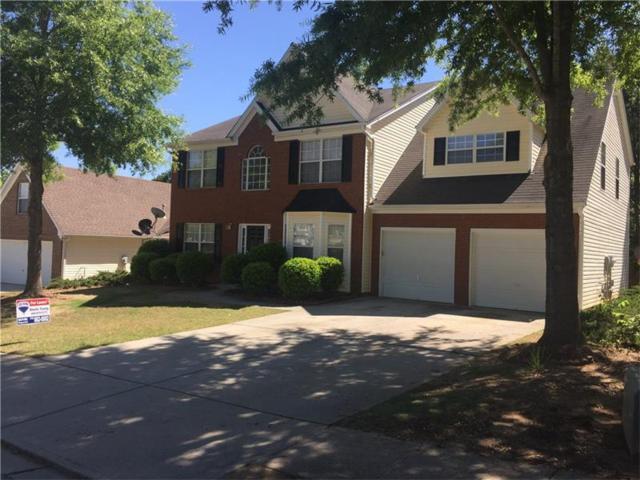 448 Glen Creek Way, Sugar Hill, GA 30518 (MLS #5790197) :: North Atlanta Home Team