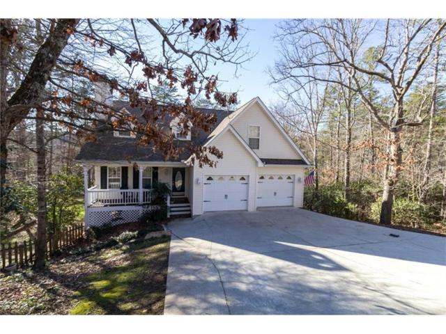 292 Holly Ridge, Dahlonega, GA 30533 (MLS #5795643) :: North Atlanta Home Team