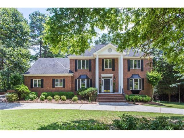 7775 Jett Ferry Road, Dunwoody, GA 30350 (MLS #5801507) :: North Atlanta Home Team