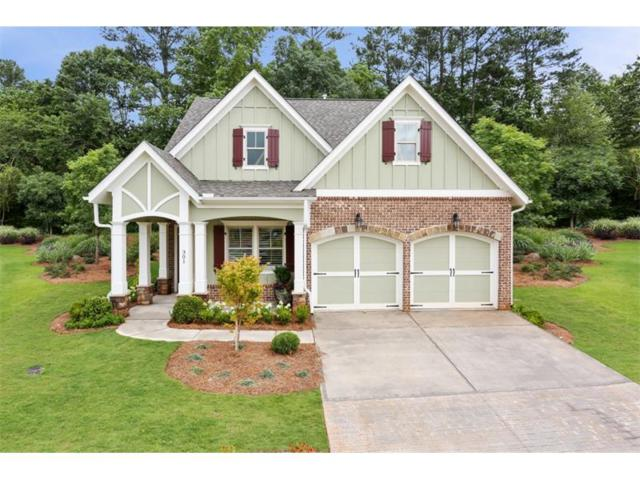 2121 Threadneedle Lane, Marietta, GA 30062 (MLS #5802450) :: North Atlanta Home Team