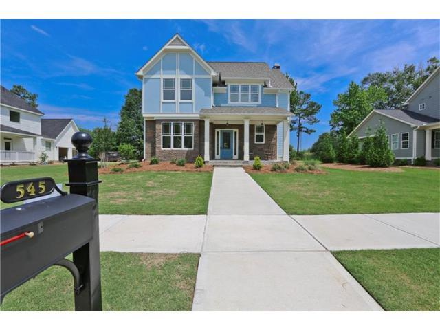 545 Trip Street, Grayson, GA 30017 (MLS #5803513) :: North Atlanta Home Team