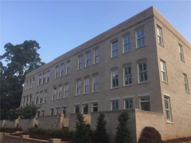 3402 Landen Pine Court NE #1, Atlanta, GA 30305 (MLS #5806101) :: North Atlanta Home Team
