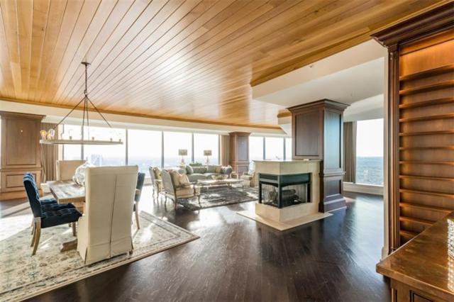 3344 Peachtree Road NE #4201, Atlanta, GA 30326 (MLS #5806108) :: Kennesaw Life Real Estate