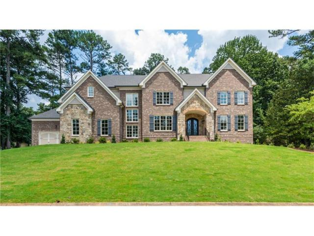 1867 Wood Acres Lane NE, Marietta, GA 30062 (MLS #5809845) :: North Atlanta Home Team