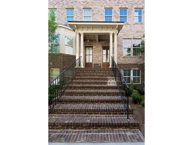 1230 Virginia Court NE #314, Atlanta, GA 30306 (MLS #5809921) :: North Atlanta Home Team