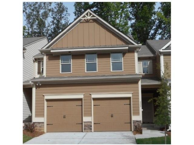 232 Oakview Drive #53, Canton, GA 30114 (MLS #5810674) :: Path & Post Real Estate