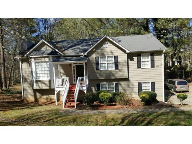 133 Old Hickory Way, Dallas, GA 30157 (MLS #5814459) :: North Atlanta Home Team