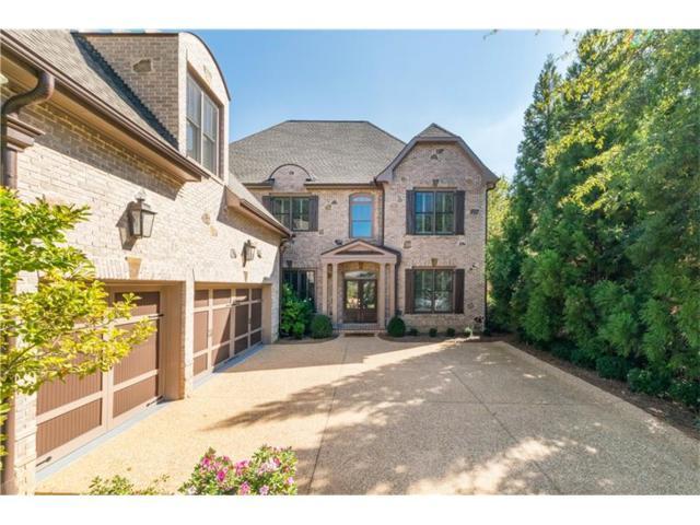 4818 Hynes Circle NE, Marietta, GA 30067 (MLS #5815651) :: North Atlanta Home Team