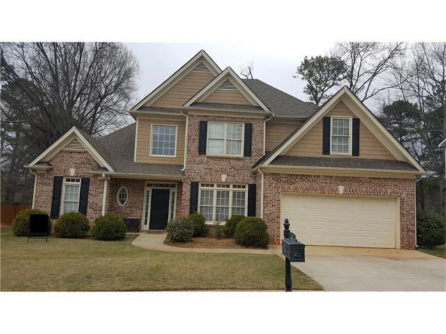 2320 Kennesaw Oaks Trail NW, Kennesaw, GA 30152 (MLS #5817268) :: North Atlanta Home Team