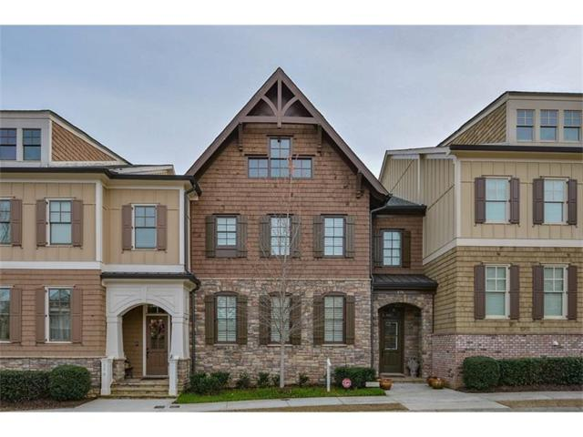 276 Trecastle Square #47, Canton, GA 30114 (MLS #5819224) :: North Atlanta Home Team