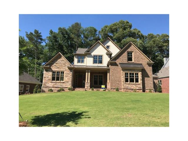 1361 Kings Park Drive, Kennesaw, GA 30152 (MLS #5820413) :: North Atlanta Home Team