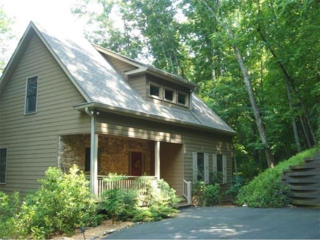 511 Hickory Trail, Big Canoe, GA 30143 (MLS #5820922) :: North Atlanta Home Team