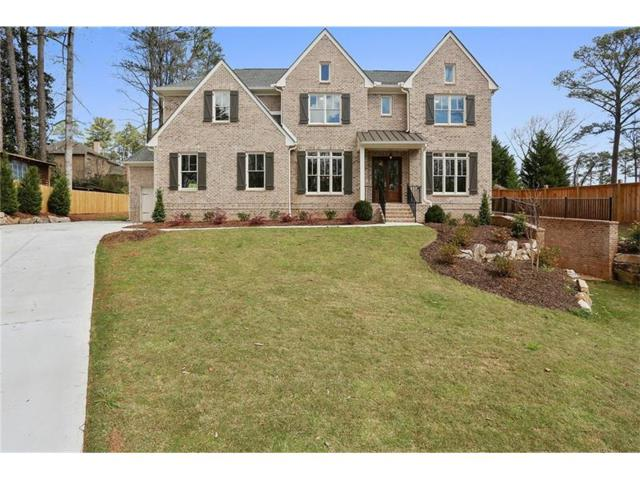 1357 Nerine Circle, Dunwoody, GA 30338 (MLS #5821207) :: North Atlanta Home Team