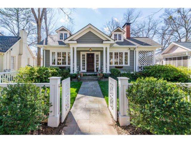 36 Standish Avenue NW, Atlanta, GA 30309 (MLS #5822317) :: North Atlanta Home Team
