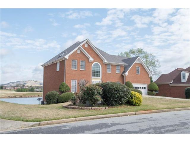814 Masters Drive, Stone Mountain, GA 30087 (MLS #5824716) :: North Atlanta Home Team