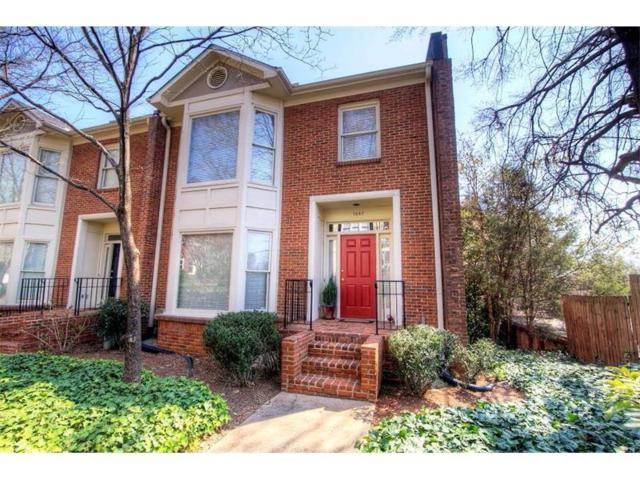 1087 High Point Drive NE, Atlanta, GA 30306 (MLS #5825176) :: North Atlanta Home Team