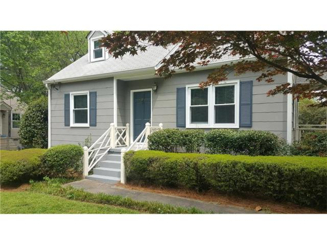 789 Medlock Road, Decatur, GA 30033 (MLS #5825764) :: North Atlanta Home Team