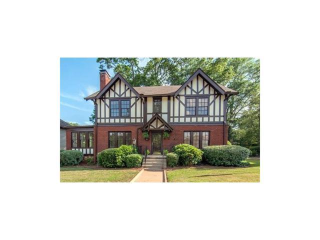14 S Avondale Plaza, Avondale Estates, GA 30002 (MLS #5826738) :: North Atlanta Home Team