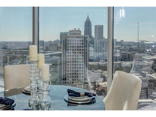 1065 Peachtree Street NE #3603, Atlanta, GA 30309 (MLS #5826865) :: North Atlanta Home Team