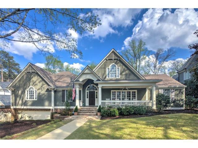 4263 E Brookhaven Drive NE, Atlanta, GA 30319 (MLS #5827007) :: North Atlanta Home Team