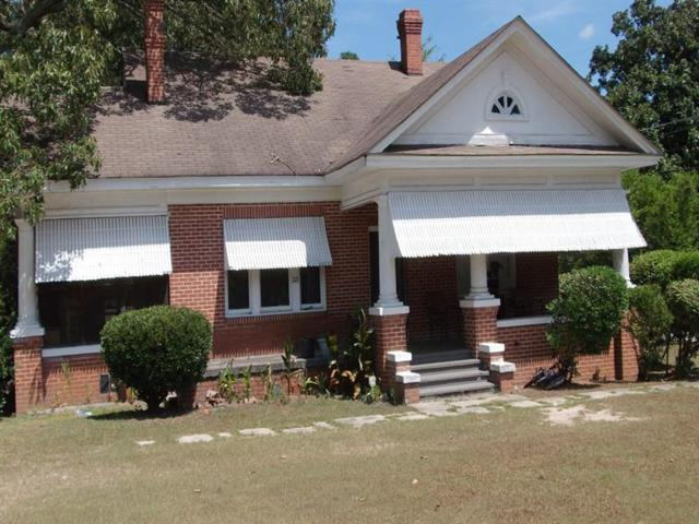 205 North Main Street, Wadley, GA 30477 (MLS #5827169) :: Carr Real Estate Experts