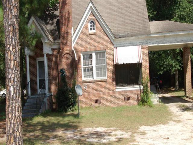 201 North Main Street, Wadley, GA 30477 (MLS #5827172) :: Carr Real Estate Experts