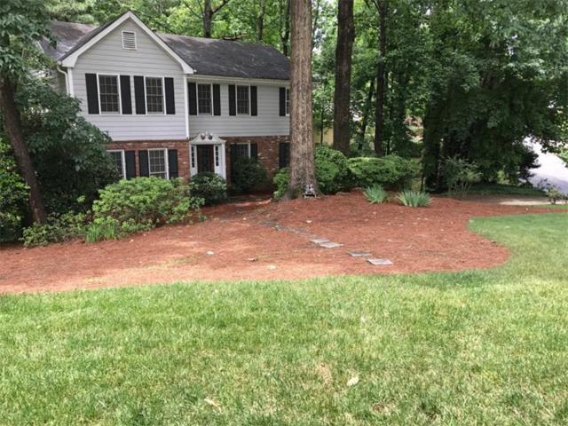 300 Spring Ridge Drive, Roswell, GA 30076 (MLS #5827223) :: North Atlanta Home Team