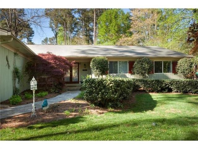 4415 Blackland Drive, Marietta, GA 30067 (MLS #5827922) :: North Atlanta Home Team