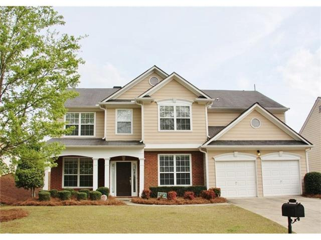 1106 Havenstone Walk, Lawrenceville, GA 30045 (MLS #5827942) :: North Atlanta Home Team