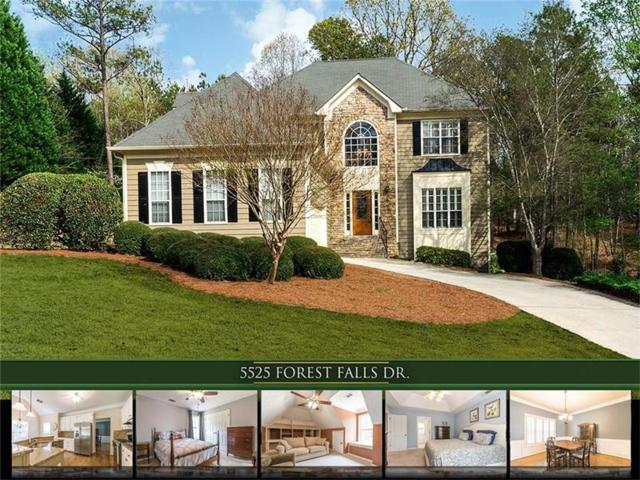 5525 Forest Falls Drive, Loganville, GA 30052 (MLS #5827983) :: North Atlanta Home Team
