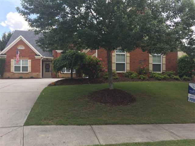 5460 Brighton Rose Lane, Sugar Hill, GA 30518 (MLS #5828077) :: North Atlanta Home Team