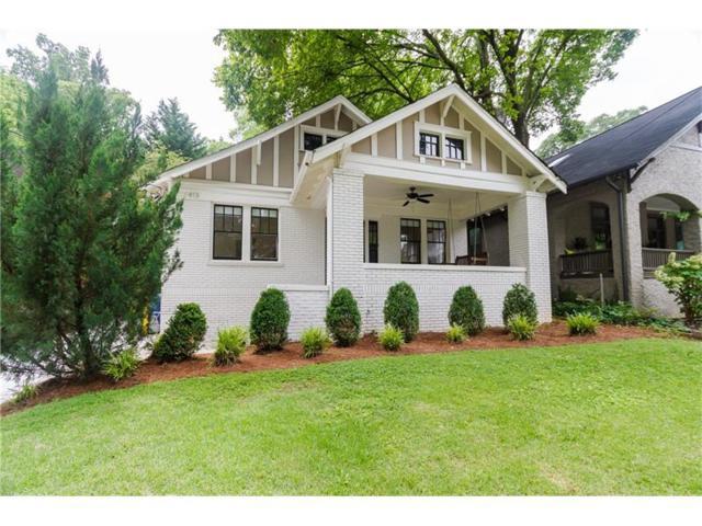 413 5th Street NE, Atlanta, GA 30308 (MLS #5828473) :: The Hinsons - Mike Hinson & Harriet Hinson