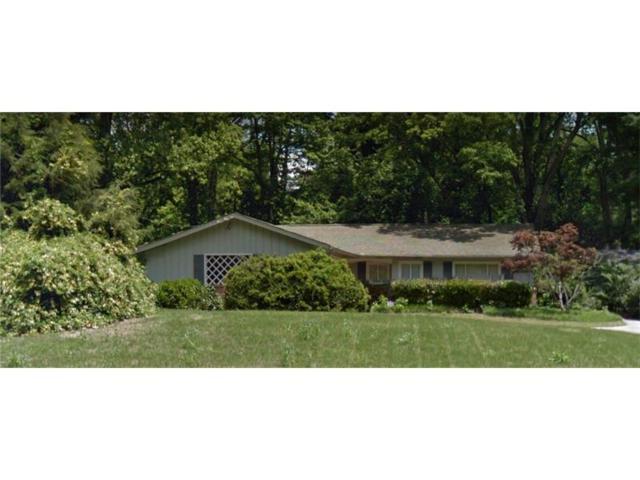 6369 Cherry Tree Lane, Sandy Springs, GA 30328 (MLS #5828487) :: North Atlanta Home Team