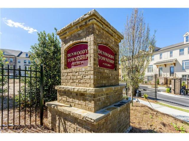 1753 Kenstone Walk Lot 13, Dunwoody, GA 30338 (MLS #5828821) :: North Atlanta Home Team
