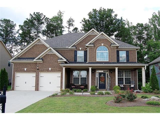 257 Fairway Drive, Acworth, GA 30101 (MLS #5831356) :: North Atlanta Home Team