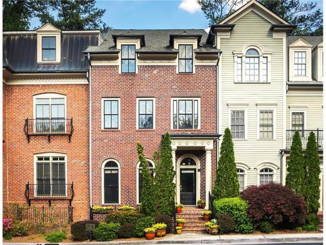 3127 Lenox Road NE #22, Atlanta, GA 30324 (MLS #5831515) :: North Atlanta Home Team