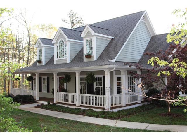250 Deans Drive, Dawsonville, GA 30534 (MLS #5832190) :: North Atlanta Home Team