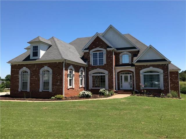 155 Briers Ridge, Fayetteville, GA 30214 (MLS #5832764) :: North Atlanta Home Team